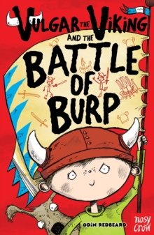 Vulgar the Viking and the Battle of Burp, Paperback Book