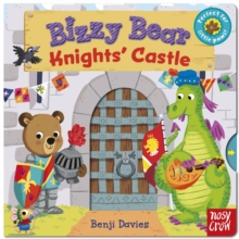 Bizzy Bear: Knights' Castle, Board book Book