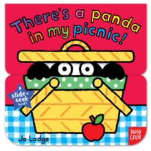 Slide and Seek: There's a Panda in my Picnic, Board book Book