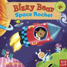 Bizzy Bear: Space Rocket, Board book Book