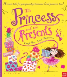 The Princess and the Presents, Paperback Book