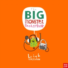 The Big Monster Snoreybook, Paperback / softback Book