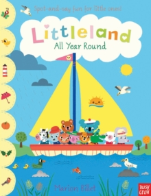 Littleland: All Year Round, Hardback Book