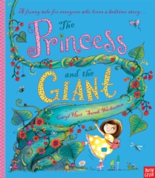 The Princess and the Giant, Hardback Book