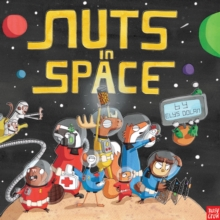 Nuts in Space, Paperback Book