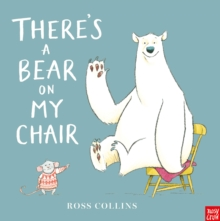 There's a Bear on My Chair, Hardback Book