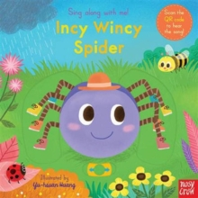 Sing Along with Me! Incy Wincy Spider, Board book Book