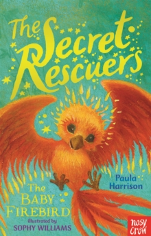 The Secret Rescuers: The Baby Firebird, Paperback Book
