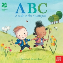 National Trust: ABC, A walk in the countryside, Board book Book