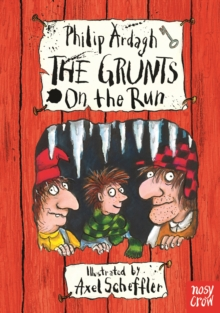 The Grunts on the Run, Paperback / softback Book