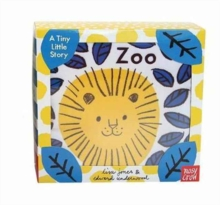 A Tiny Little Story: Zoo, Rag book Book