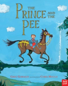 The Prince and the Pee, Hardback Book