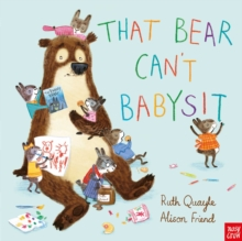 That Bear Can't Babysit, Paperback / softback Book