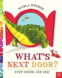 What's Next Door?, Paperback / softback Book