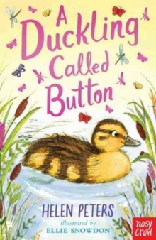 A Duckling Called Button, Paperback Book