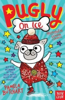 Pugly on Ice, Paperback Book