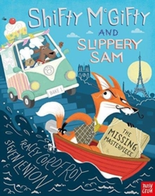 Shifty McGifty and Slippery Sam: The Missing Masterpiece, Paperback / softback Book