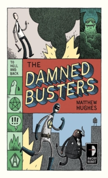 The Damned Busters, Paperback Book