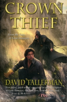 Crown Thief, Paperback Book