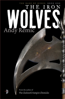 Iron Wolves, Paperback / softback Book