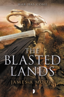 Blasted Lands, Paperback Book