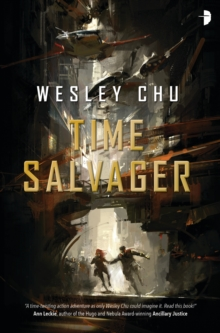 Time Salvager, Paperback Book