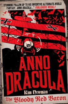 Anno Dracula - The Bloody Red Baron, Paperback Book