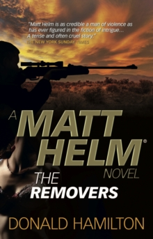Matt Helm - The Removers, Paperback / softback Book