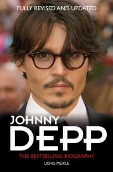 Johnny Depp, Paperback Book