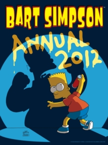 Bart Simpson Annual, Hardback Book