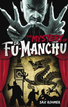 Fu-Manchu - The Mystery of Dr Fu-Manchu, Paperback Book