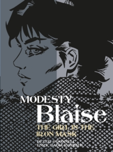 Modesty Blaise : The Girl in the Iron Mask, Paperback Book
