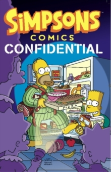 Simpsons Comics : Confidential, Paperback Book