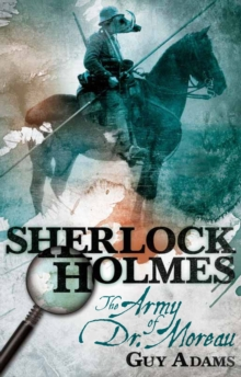 Sherlock Holmes, Army of Doctor Moreau, Paperback Book