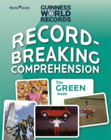Record Breaking Comprehension Green Book, Paperback / softback Book