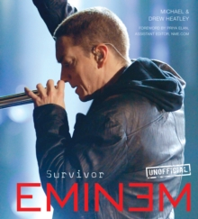 Eminem : Survivor, Hardback Book