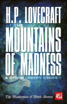 At The Mountains of Madness, Paperback / softback Book