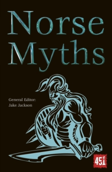 Norse Myths, Paperback Book