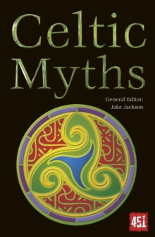 Celtic Myths, Paperback Book