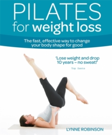 Pilates for Weight Loss, Paperback Book