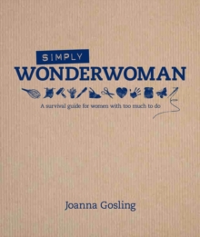 Simply Wonderwoman, Hardback Book