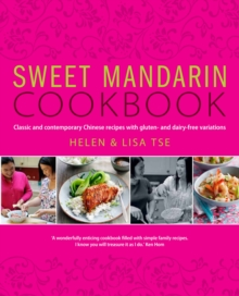 Sweet Mandarin Cookbook, Hardback Book