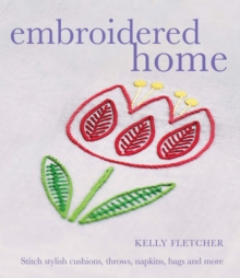 The Embroidered Home, Paperback Book