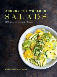 Around the World in Salads, Paperback Book