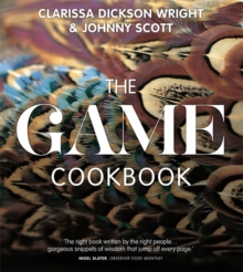 The Game Cookbook, Hardback Book