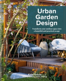 Urban Garden Design, Hardback Book
