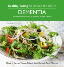 Healthy Eating to Reduce The Risk of Dementia, Paperback / softback Book