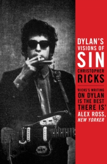 Dylan's Visions of Sin, Paperback Book