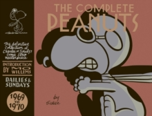 The Complete Peanuts 1969-1970 : Volume 10, Hardback Book