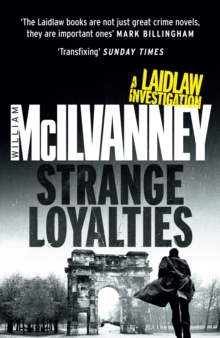 Strange Loyalties (Laidlaw 3), Paperback Book